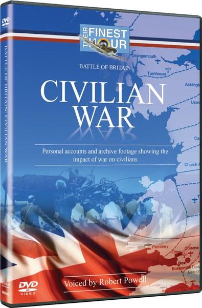 Their Finest Hour: Civilian War