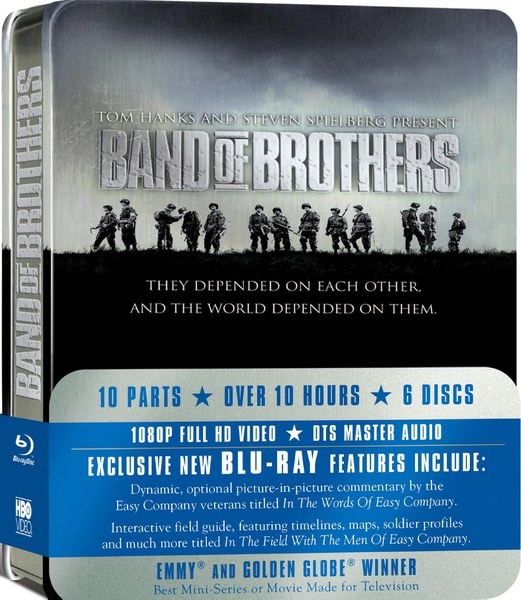 Frères d'armes (Édition Métallique 2010 )