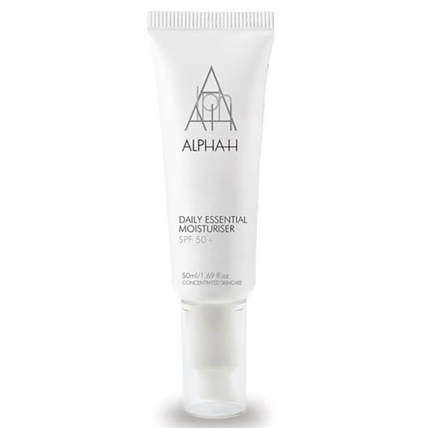 Alpha-H Daily Essential Moisturiser Spf50+ (50ml)