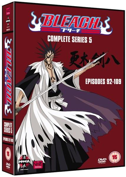 Bleach Complete Series 5