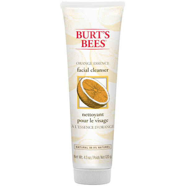 Burt's Bees Orange Essence Facial Cleanser (120g)