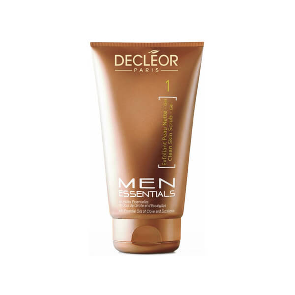 DECLÉOR Men Clean Skin Scrub Gel (125ml)