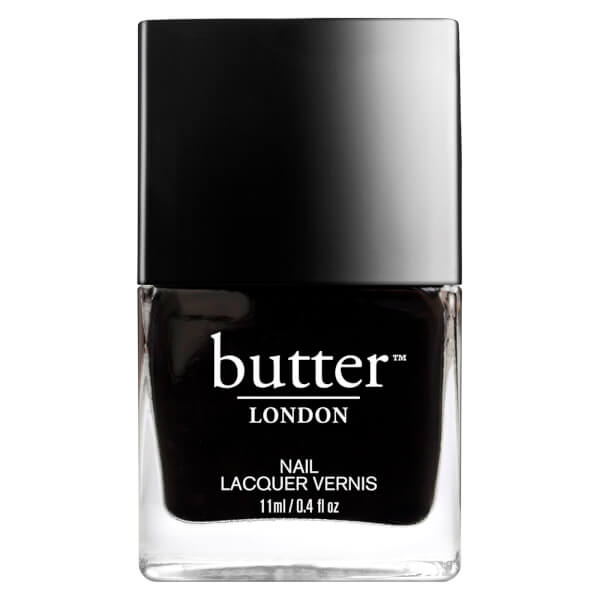 butter LONDON Trend Nail Lacquer 11ml - Union Jack Black