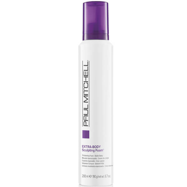 Paul Mitchell Extra Body Sculpting Foam (200ml)