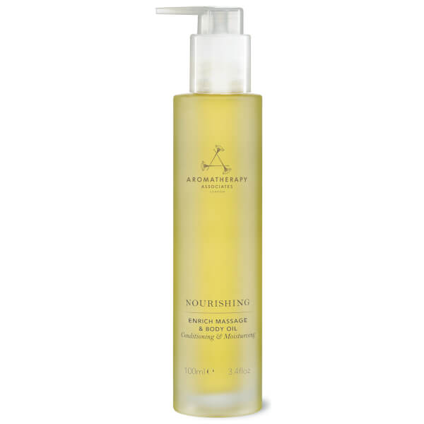 Aromatherapy Associates Enrich Massage & Body Oil (100ml)