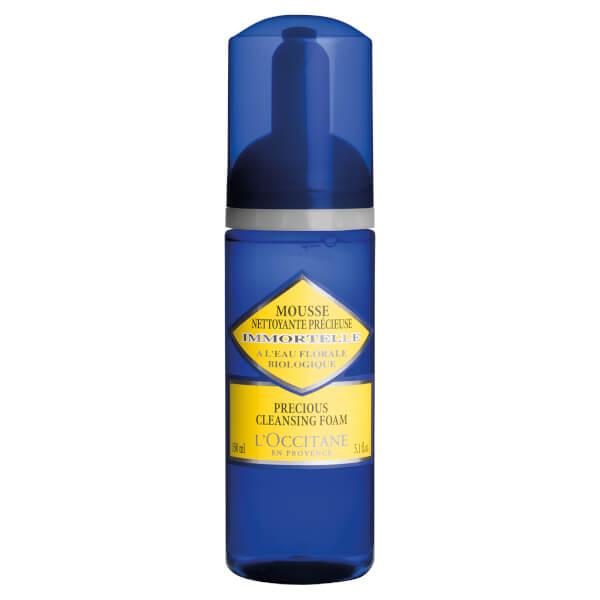 L'Occitane Immortelle Brightening Cleansing Foam (150ml)