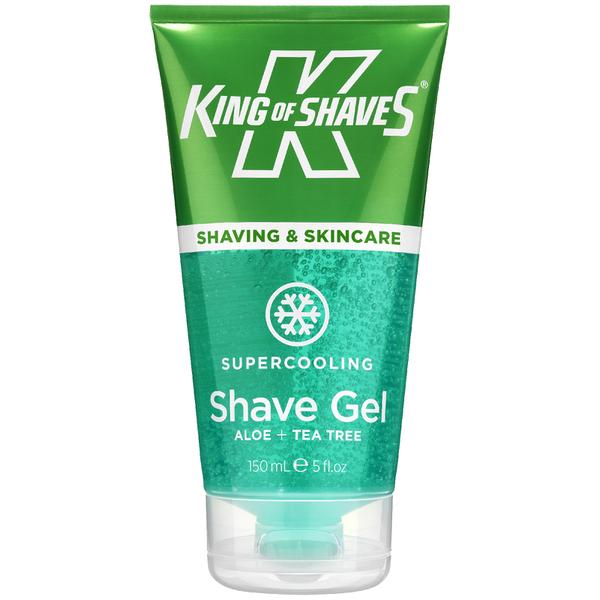 King of Shaves Alpha Shave Gel Cooling 150ml