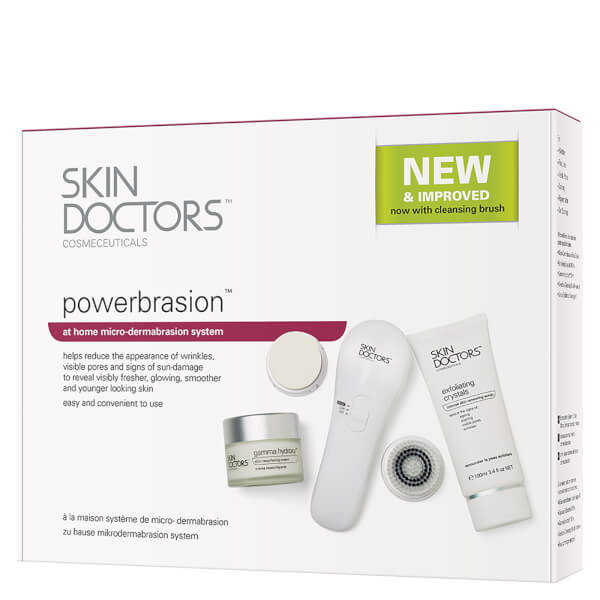 Skin Doctors Powerbrasion System Pack (5 Products)