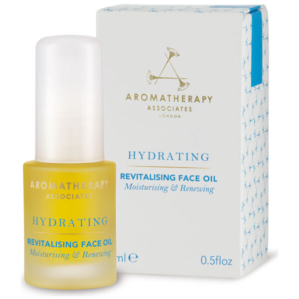 Aromatherapy Associates Revitalizing Facial Oil .5oz (Rose & Frankincense)