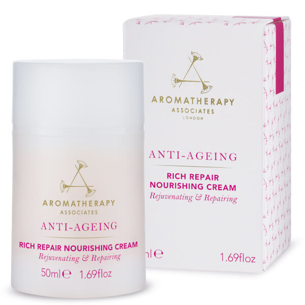 Aromatherapy Associates Rich Repair Nourishing Cream 50ml
