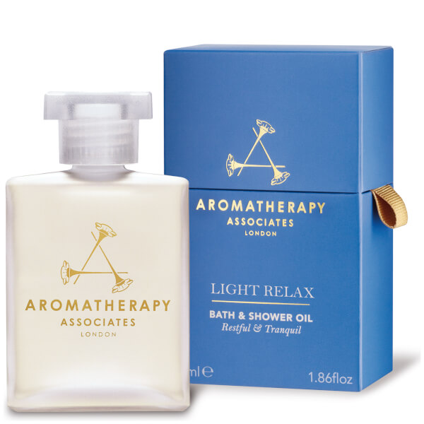 Aromatherapy Associates Relax Light Relax Bath & Shower Oil (55ml)