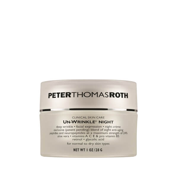 Peter Thomas Roth Un-Wrinkle Night crème de nuit anti-rides 28g