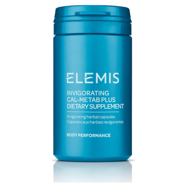 Elemis Invigorating Cal-Metab Plus 強身膠囊