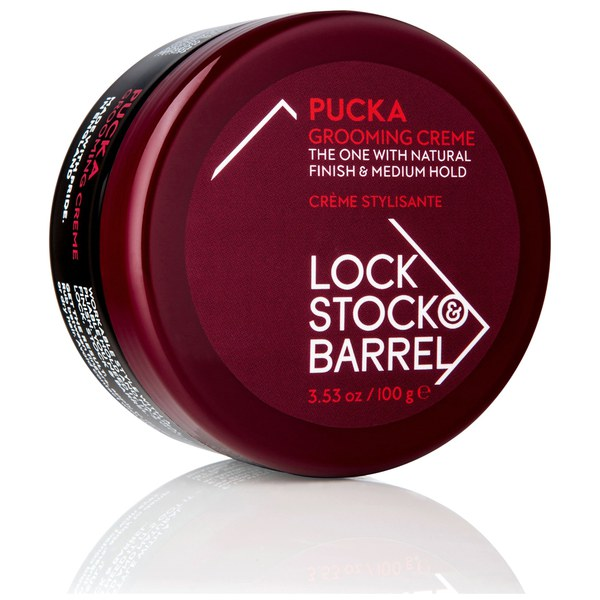 Lock Stock & Barrel Pucka Grooming Creme 3.4oz