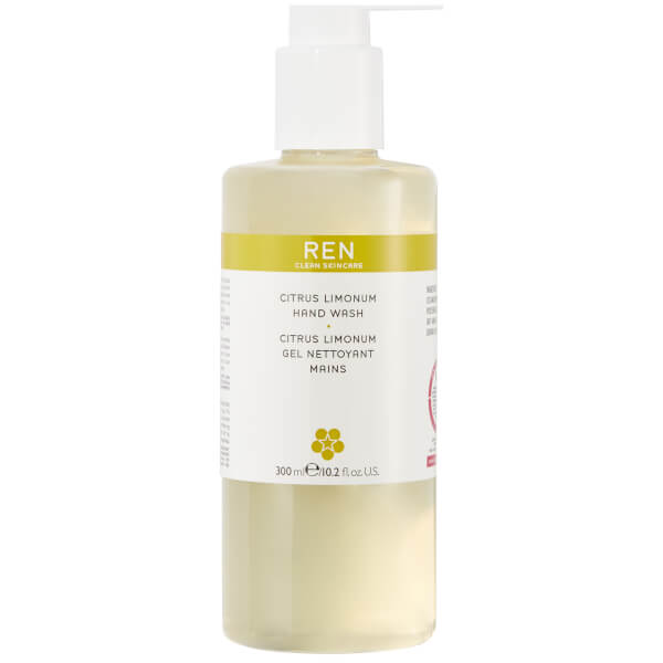 REN Citrus Limonum Hand Wash (300ml)