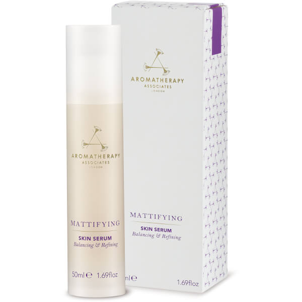 Aromatherapy Associates Mattifying Skin Serum 1.7 oz. (Essential Skincare with Orange Flower, Aloe Vera & Oat Extracts)