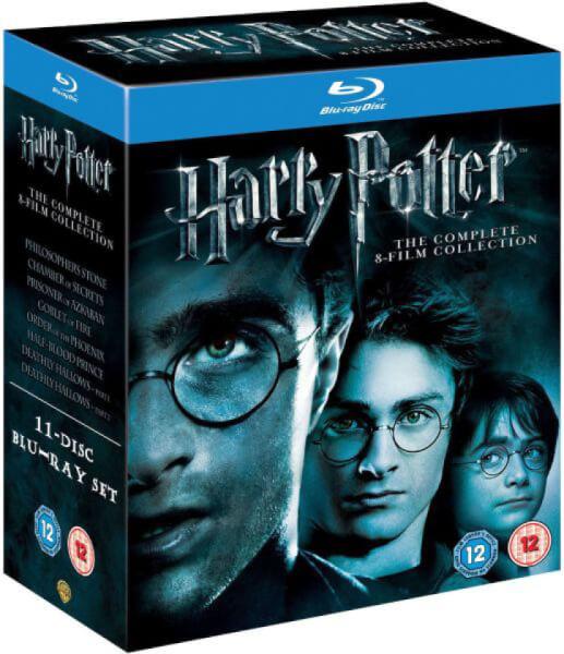 Harry Potter - Die komplette Kollektion (1-7.2)