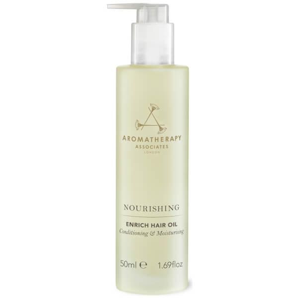 Aromatherapy Associates Enrich Hair Oil (50ml)