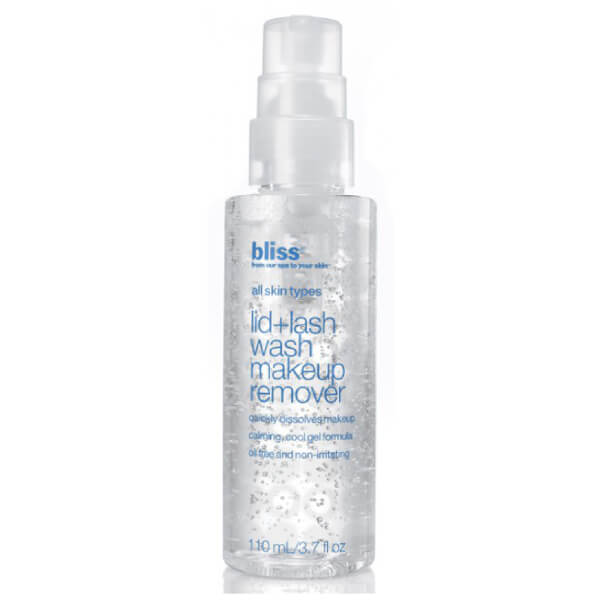 bliss Lid & Lash Wash Makeup Remover (110ml)