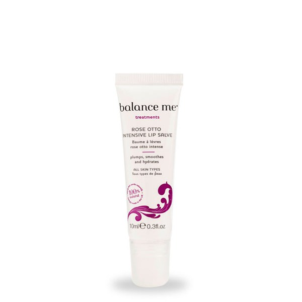 Balance Me Hydrating Rose Otto & Shea Butter Salve (15ml)