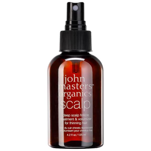 John Masters Organics Deep Scalp Follicle Treatment & Volumizer 125 ml