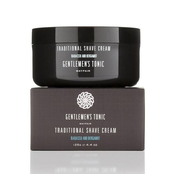 Gentlemen's Tonic Traditional Shave Cream (4.2oz)