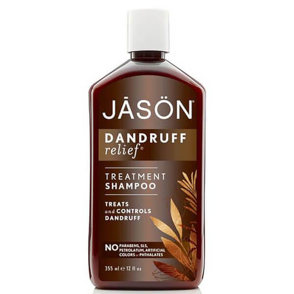 JASON Dandruff Relief Treatment Shampoo (355 ml)