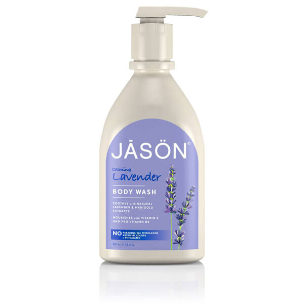 JASON  Lavender Body Wash Calmant (900ml)