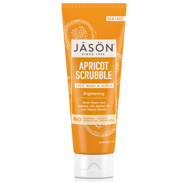 JASON Brightening Apricot Scrubble 113g