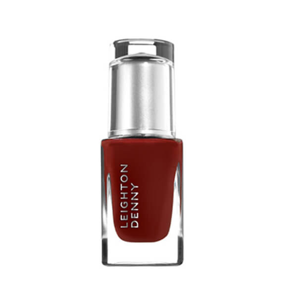 LEIGHTON DENNY NAIL COLOUR - FEEL THE BURN (12ML)