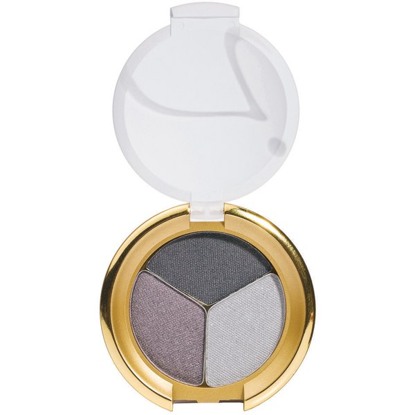 jane iredale Pressed Trio Eye Shadow - Silver Lining