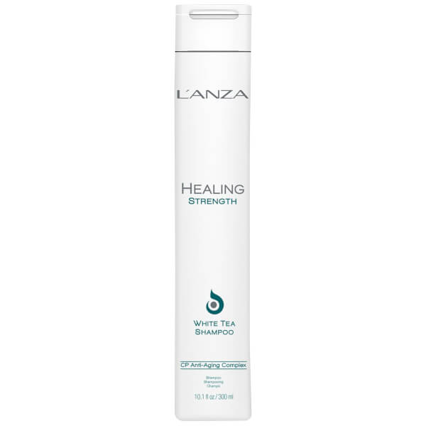 L'Anza Healing Strength White Tea Shampoo (300ml)