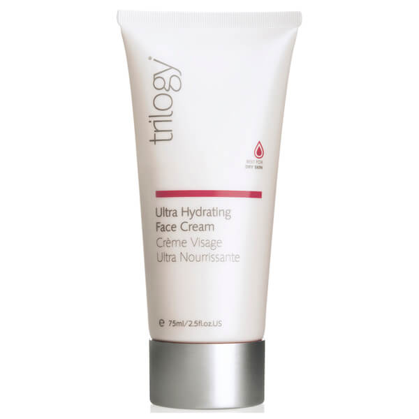 Trilogy Ultra Hydrating Face Cream 75ml