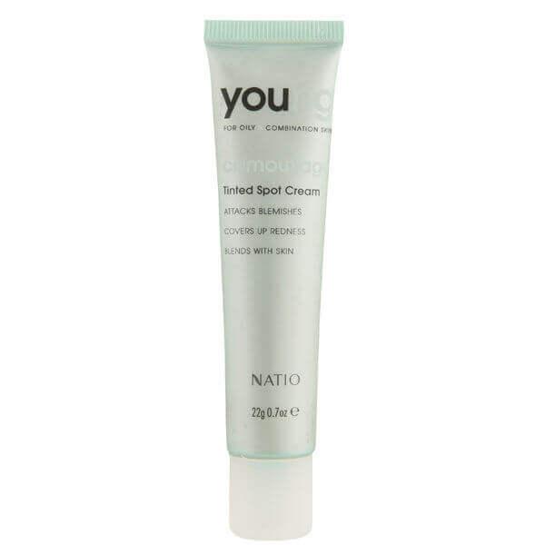 Natio Young Tinted Spot Cream (22g)