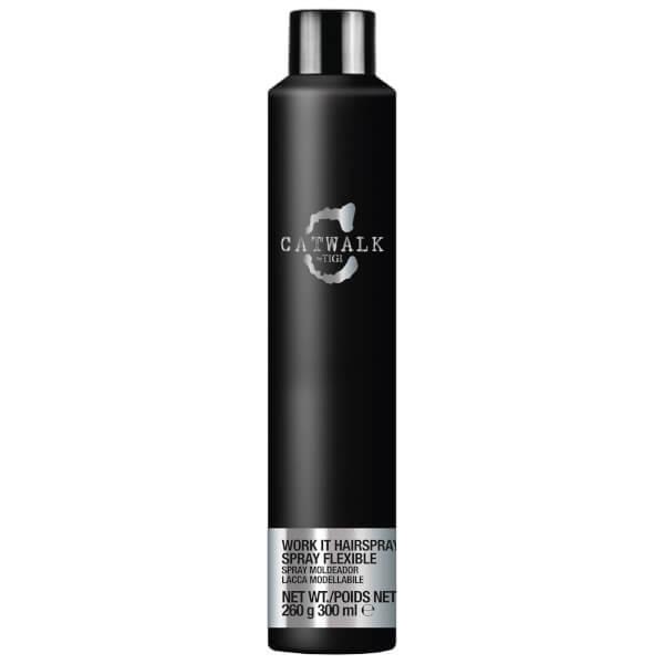 Tigi Catwalk Session Series Work It Hairspray (300ml)
