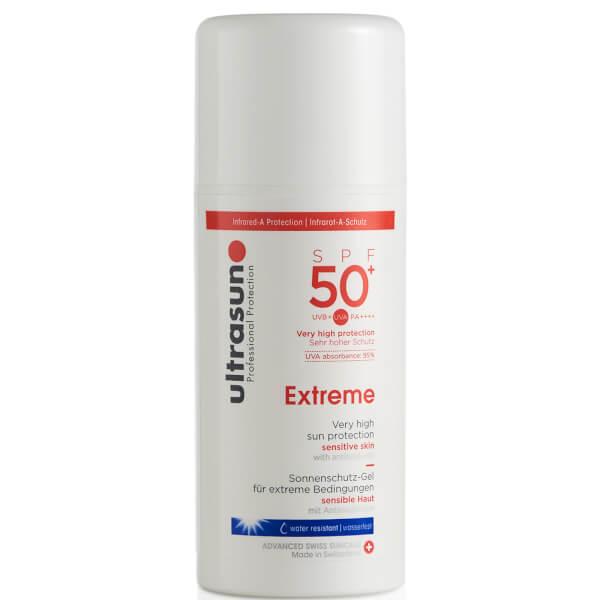 ULTRASUN ULTRA SENSITIVE 50+ - VERY HIGH PROTECTION (100ML)