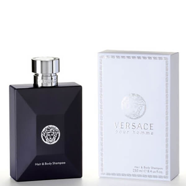 Versace Pour Homme Hair + Body Shampoo