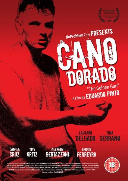 """Cano Dorado """"The Golden Gun"""""""