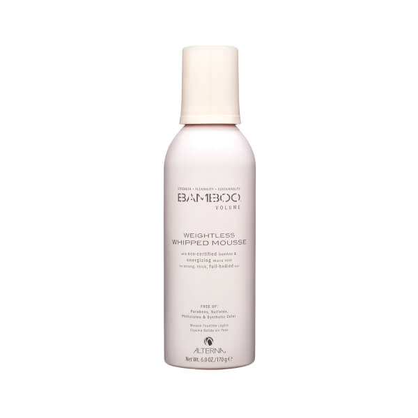 Espuma Bamboo Weightless Whipped Mousse de Alterna 150 ml