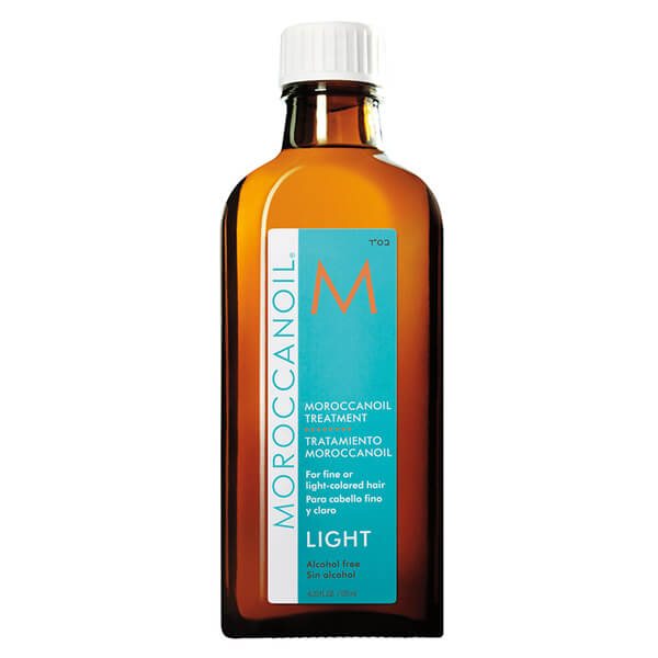 Moroccanoil Treatment Light (125ml) (25% Extra Free)