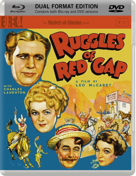 Ruggles of Red Gap (Blu-Ray and DVD)
