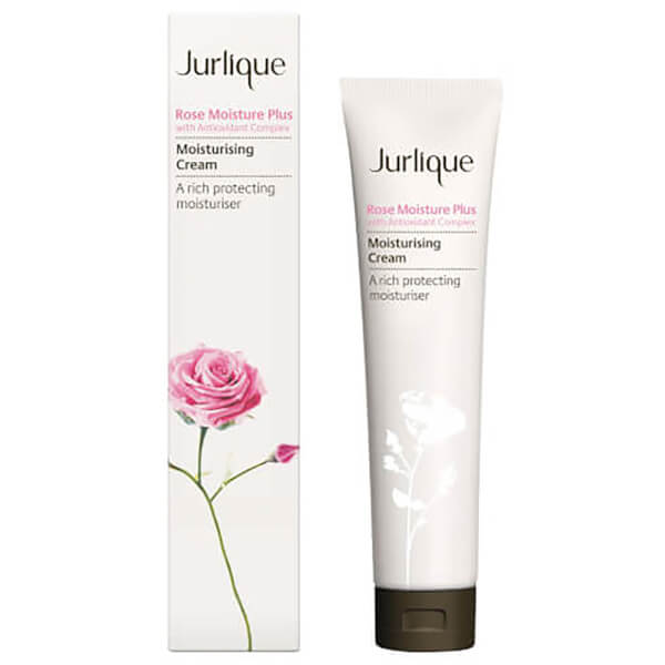 Jurlique Rose Moisture Plus with Antioxidant Complex Moisturizing Cream (1.35 oz.)