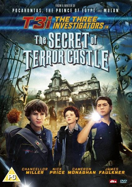 The Three Investigators - The Secret of Terror Castle