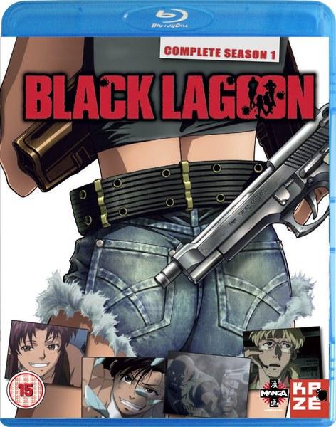 Black Lagoon - Season 1