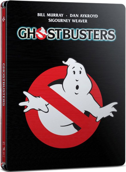 Ghostbusters - Steelbook Edition (UK EDITION)