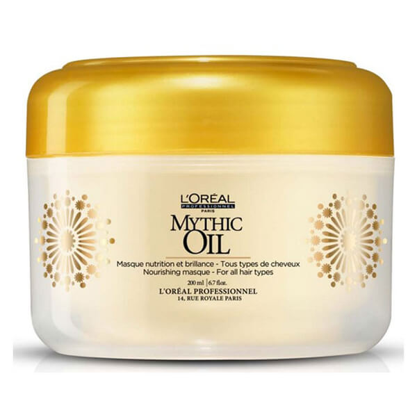 Image result for l'oreal mythic oil mask