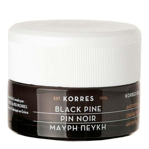 Korres Black Pine Tagescreme - Normal-Kombination Skin 40ml
