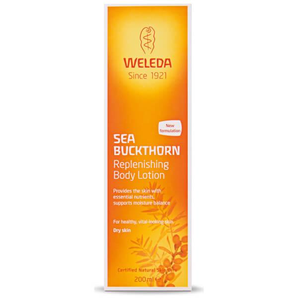 Weleda Sea Buckthorn Body Lotion 200ml