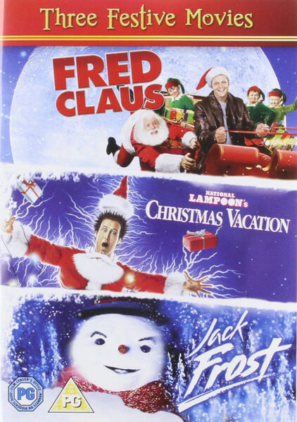 Christmas Triple: Fred Claus / National Lampoon's