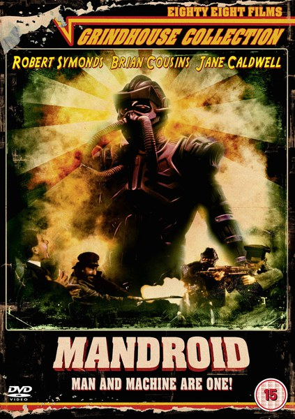 Grindhouse 8: Mandroid